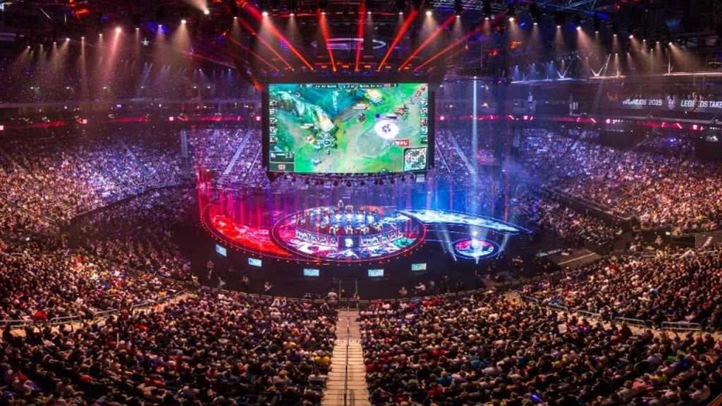 League of Legends Championship in 2015