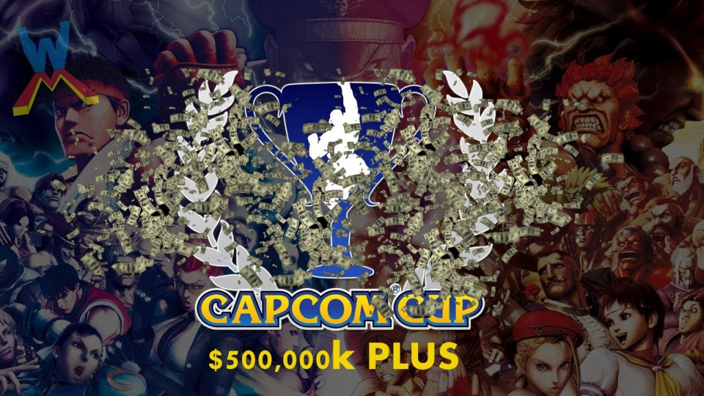 The Capcom Cup Winning Prize Is Over $50000
