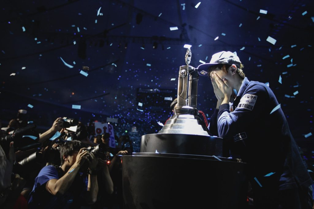 The Winner of 2015 World Championship
